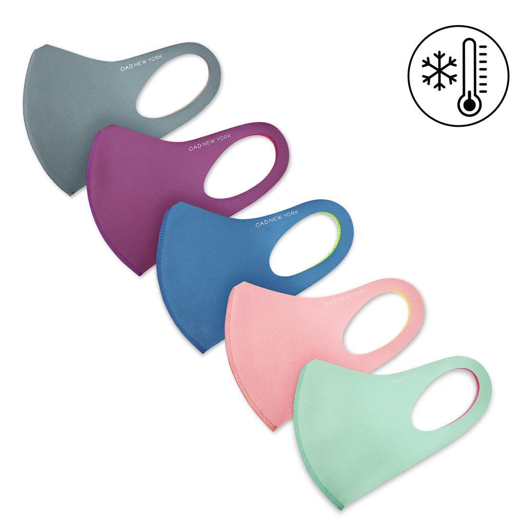 OAD Kids 5X CoolAir Masks - Colors