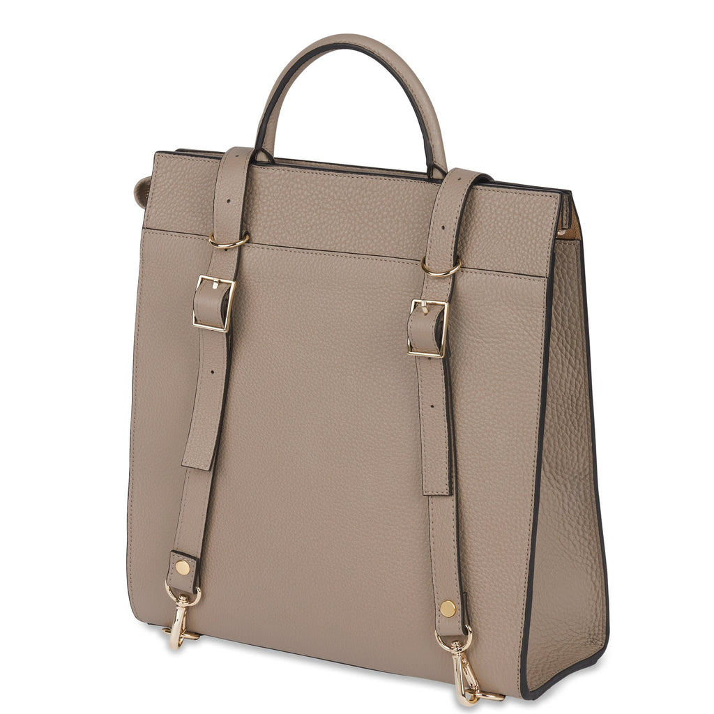 Arc Backpack - Taupe - OAD NEW YORK