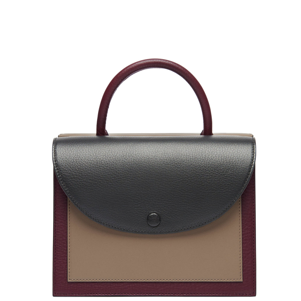 Assembly Bag - True Black + Bordeaux + Porcini - OAD NEW YORK