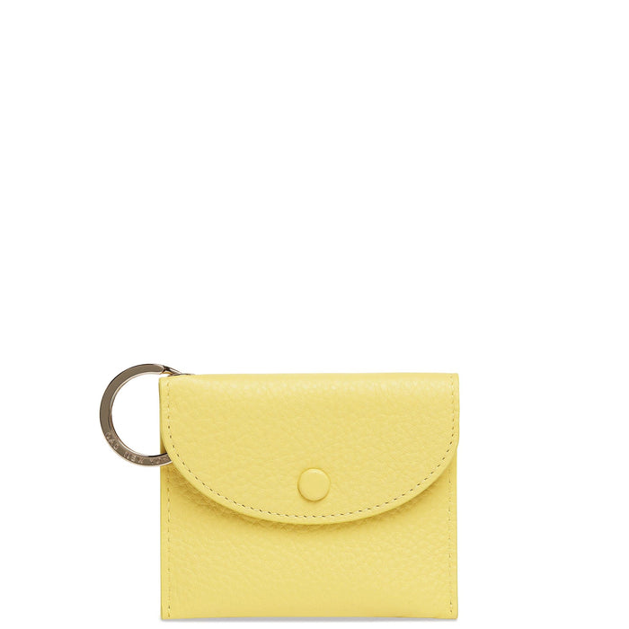 Assembly Mini Card Case - Lime - OAD NEW YORK