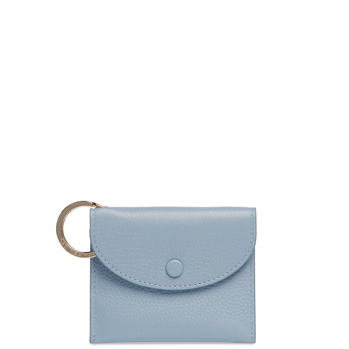 Assembly Mini Card Case - Powder Blue - OAD NEW YORK