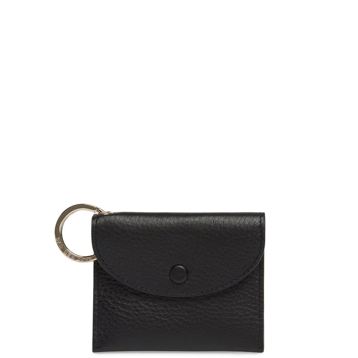 Assembly Mini Card Case - True Black - OAD NEW YORK