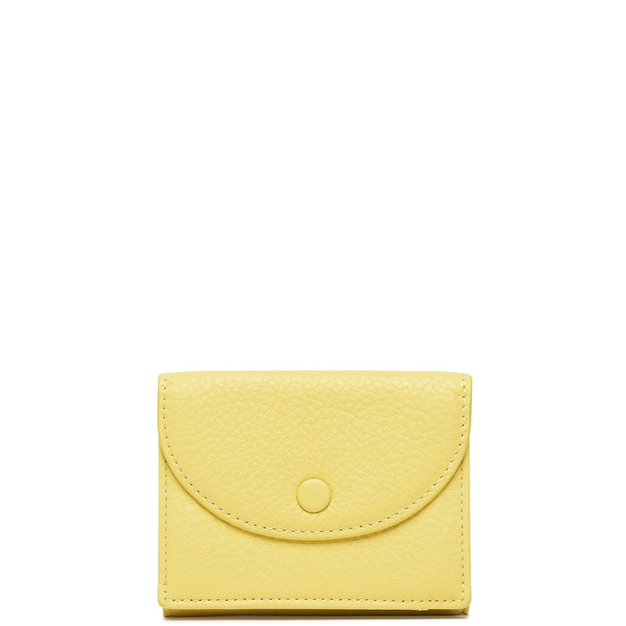 Assembly Mini Wallet - Lime - OAD NEW YORK