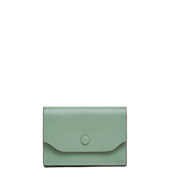 Billy Card Case - Celadon - OAD NEW YORK