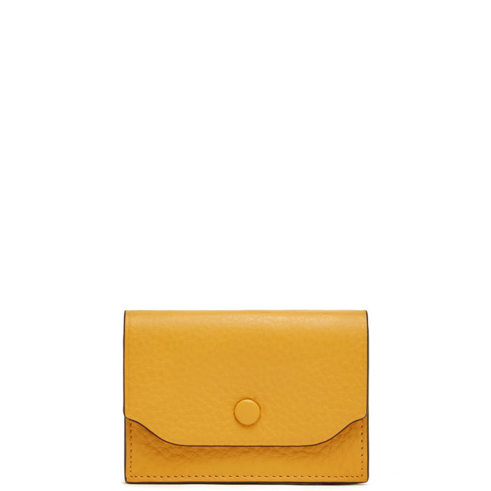 Billy Card Case - Ochre