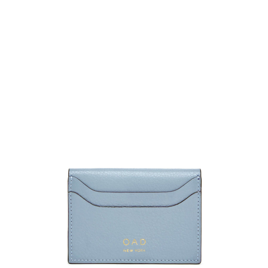 Billy Card Case - Powder Blue - OAD NEW YORK