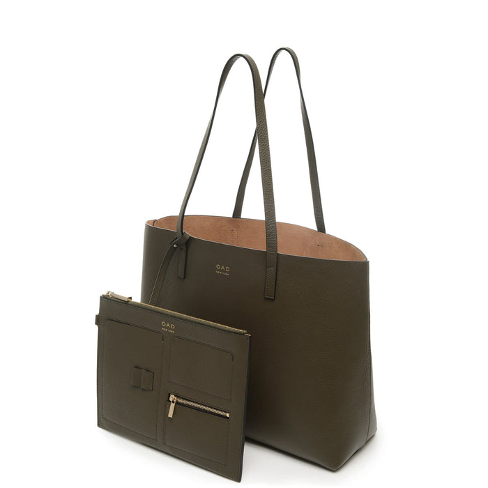 Carryall Tote - Moss - OAD NEW YORK