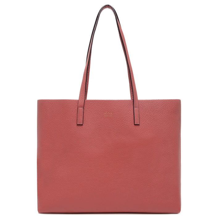 Carryall Tote - Rosewood - OAD NEW YORK
