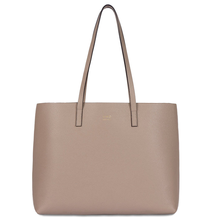 Carryall Tote - Taupe