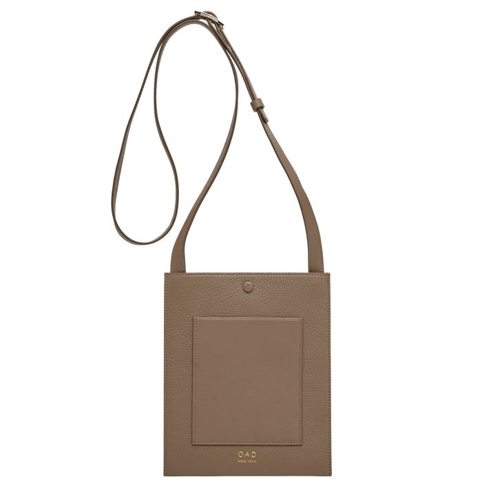 Dylan Crossbody - Porcini - OAD NEW YORK
