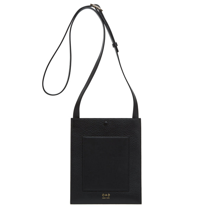 Dylan Crossbody - True Black