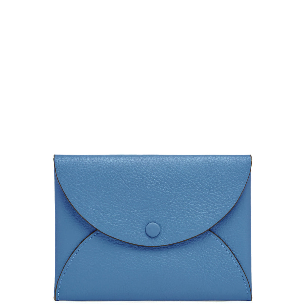 Envelope Travel Clutch - River - OAD NEW YORK