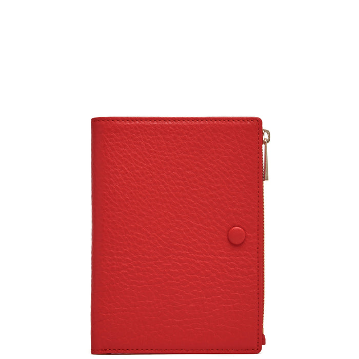 Everywhere Travel Wallet - Classic Red - OAD NEW YORK