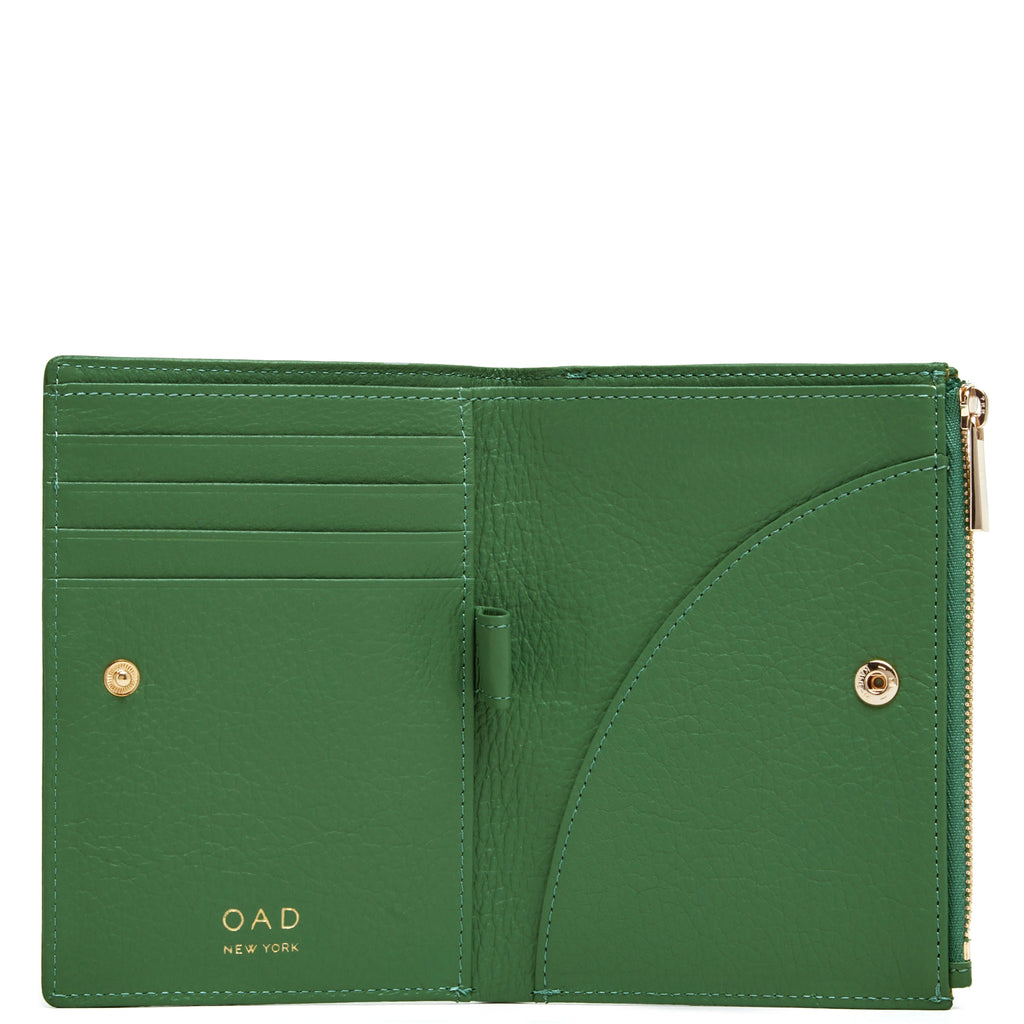Everywhere Wallet - Fern - OAD NEW YORK