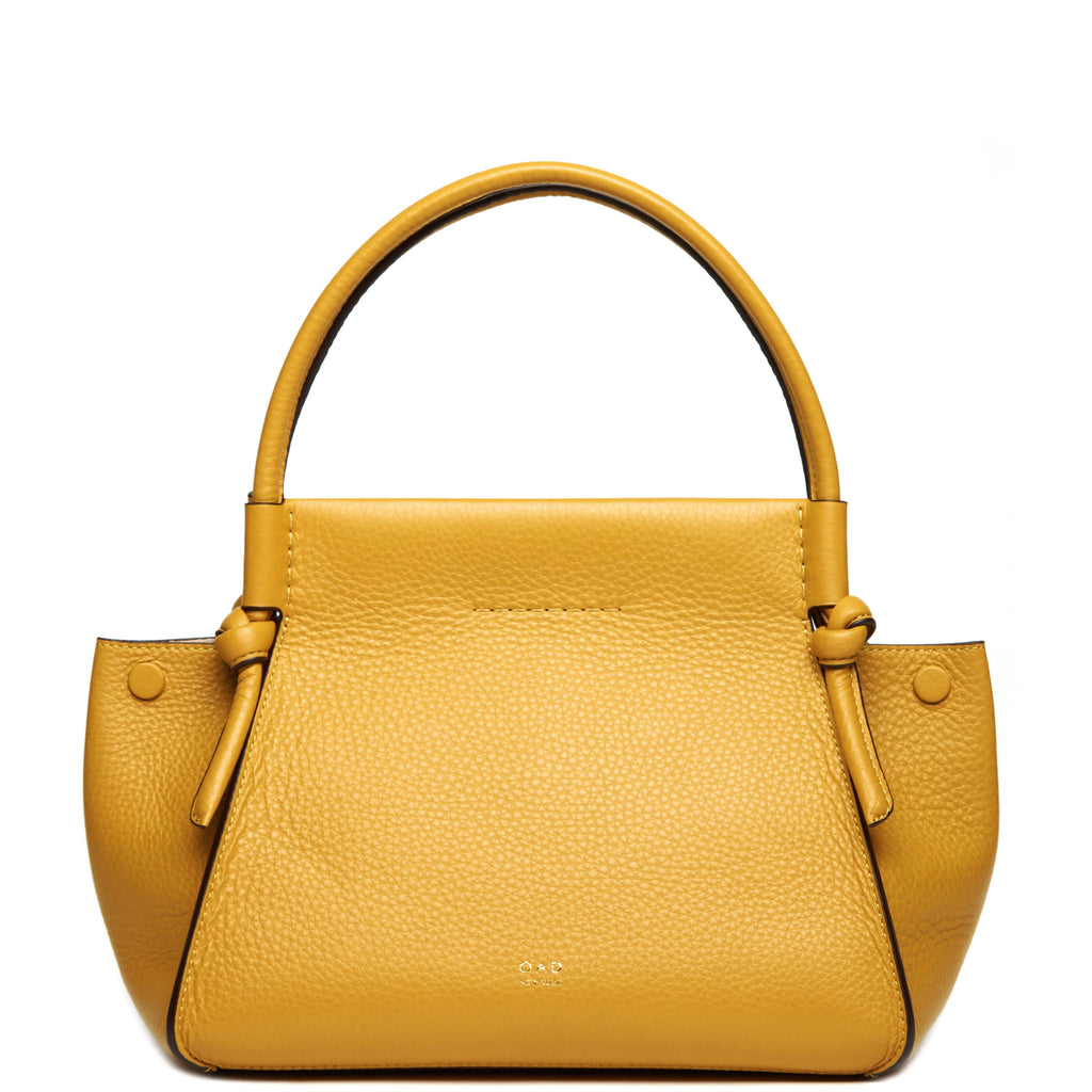 Isla Bag - Ochre - OAD NEW YORK