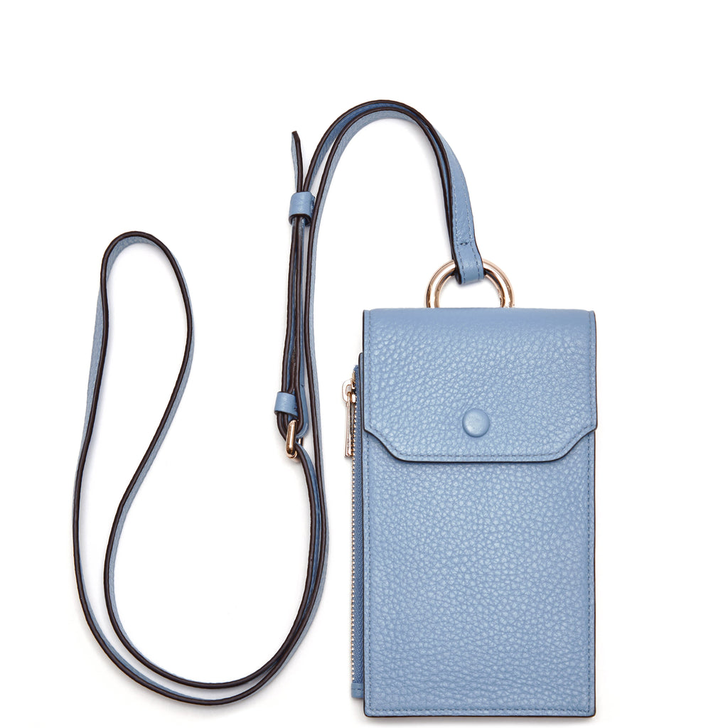 Izzi Phone Crossbody - Waterfall