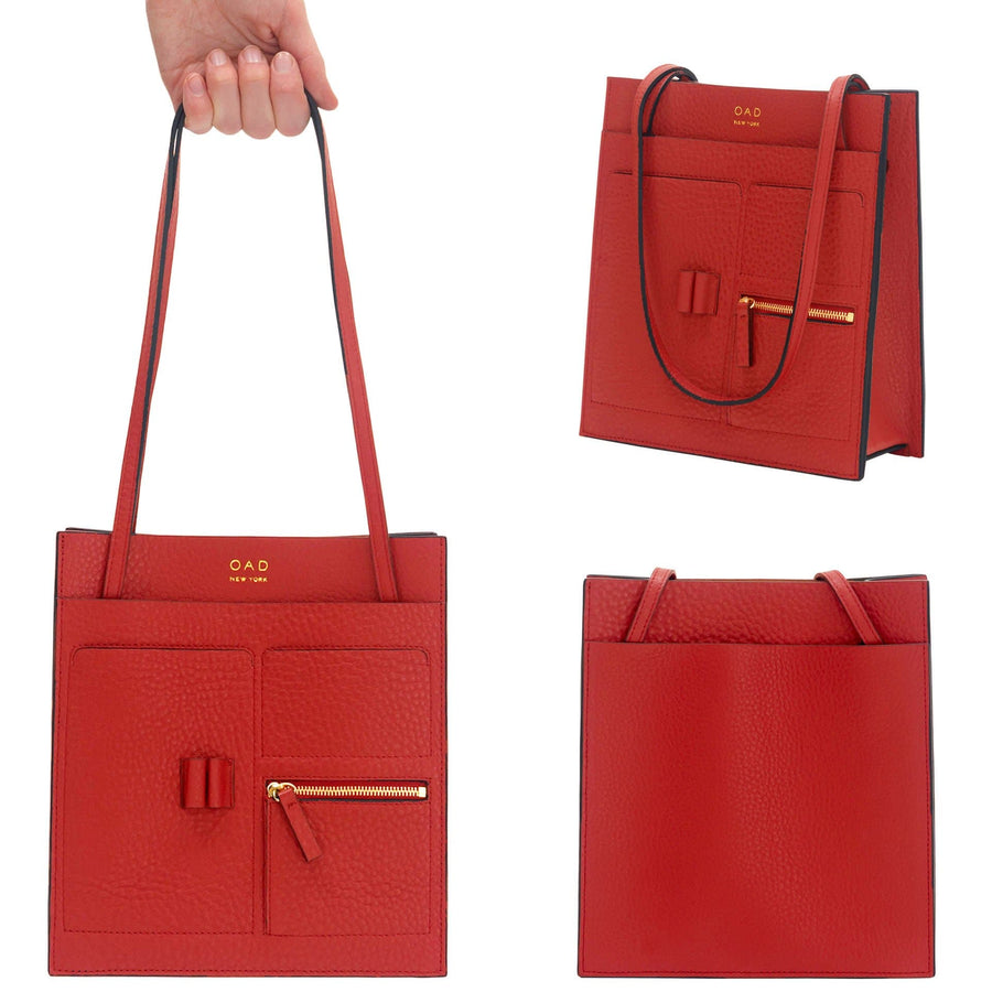 Kit - Classic Red - OAD NEW YORK