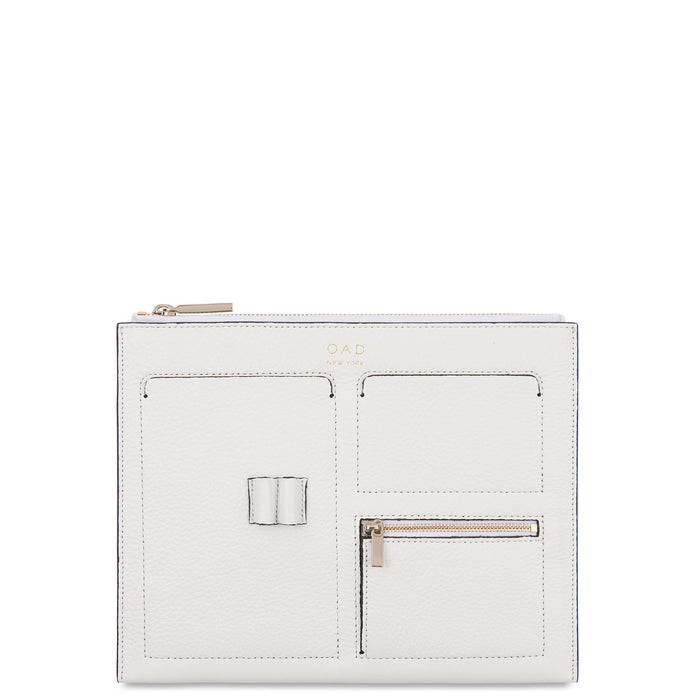 Kit Clutch - Bright White - OAD NEW YORK