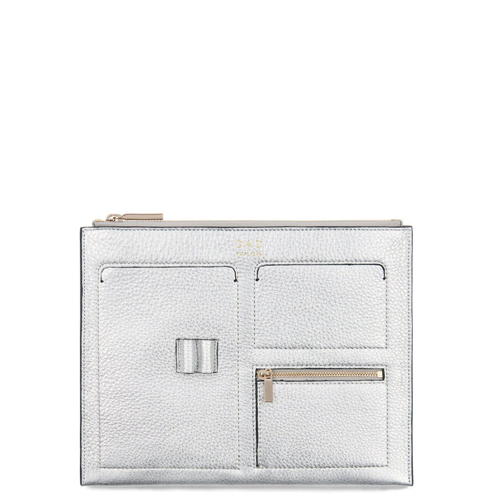 Kit Clutch - Silver - OAD NEW YORK