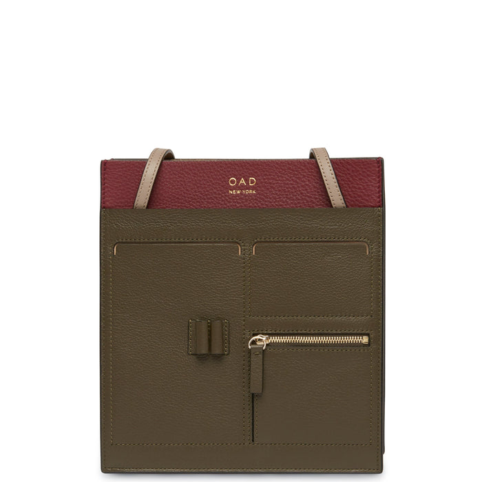 Kit - Moss + Dark Wine + Taupe - OAD NEW YORK