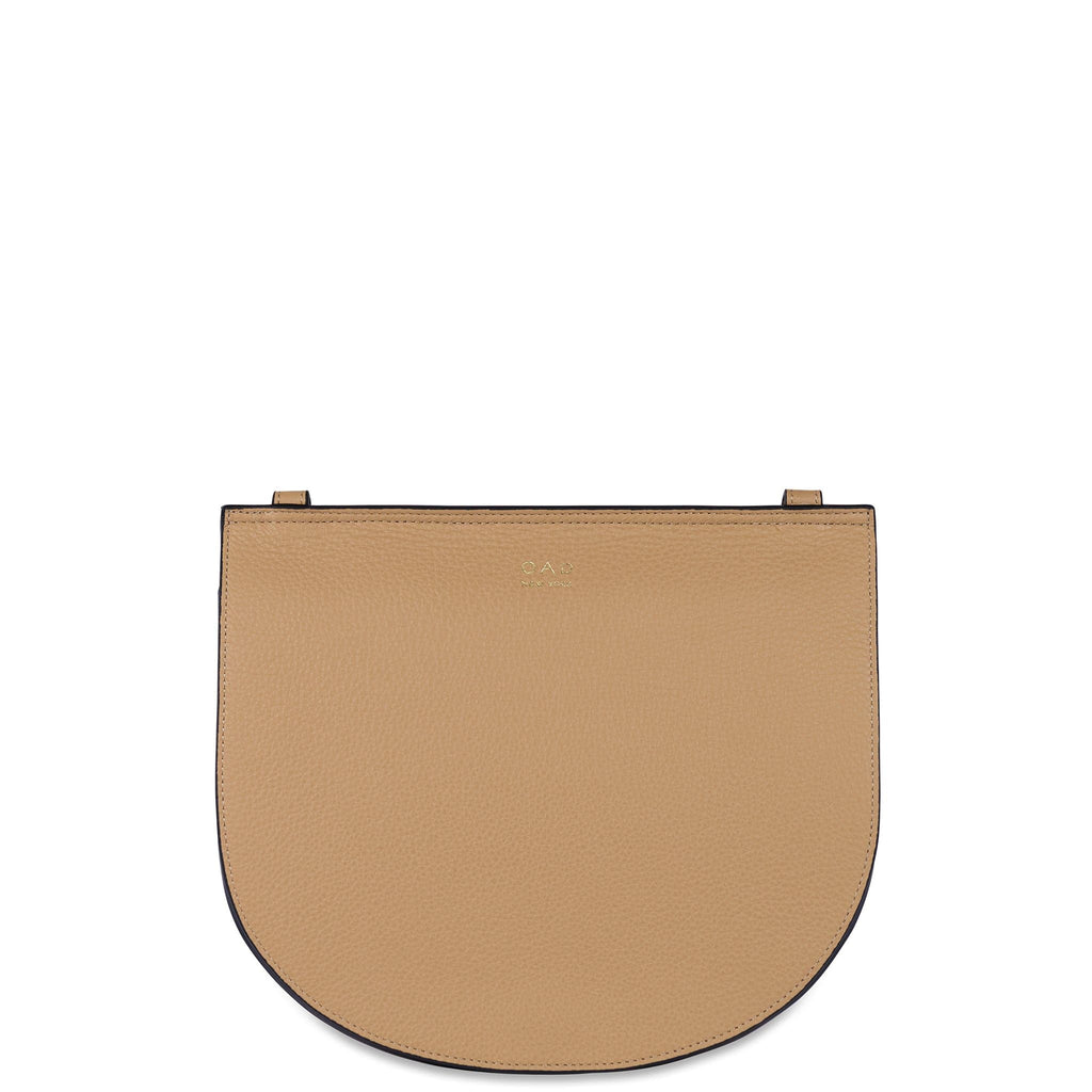 Luna Crossbody - Light Camel - OAD NEW YORK