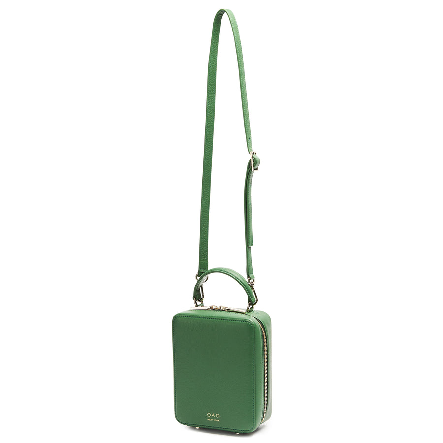 Mini Box Crossbody - Fern - OAD NEW YORK
