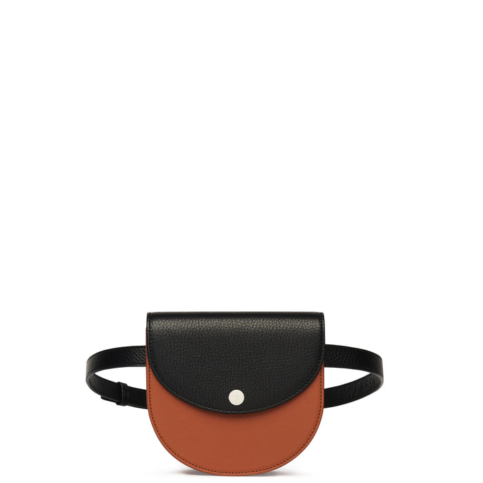 Demi Belt Bag - Sienna + True Black + Soft White - OAD NEW YORK