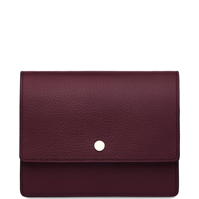 Mini Messenger Courier - Bordeaux - OAD NEW YORK