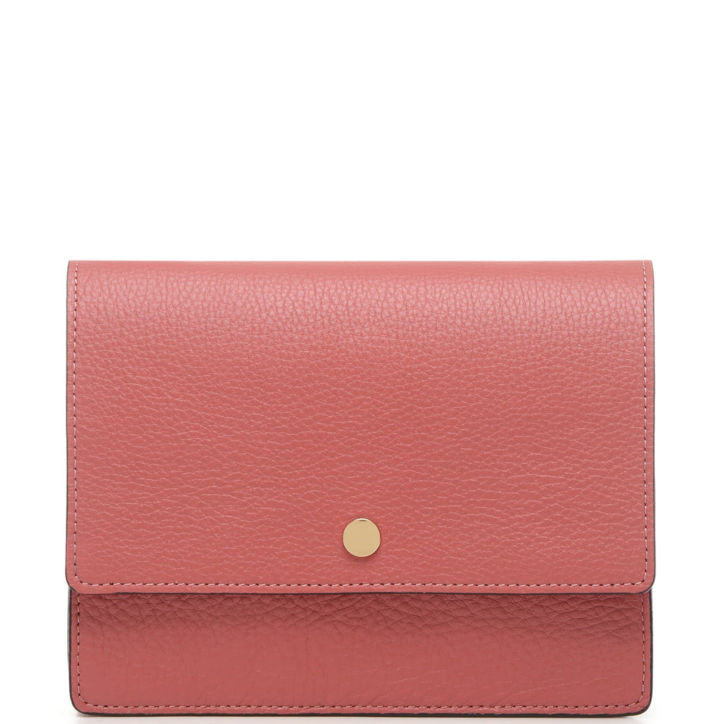 Mini Messenger Courier - Rosewood - OAD NEW YORK