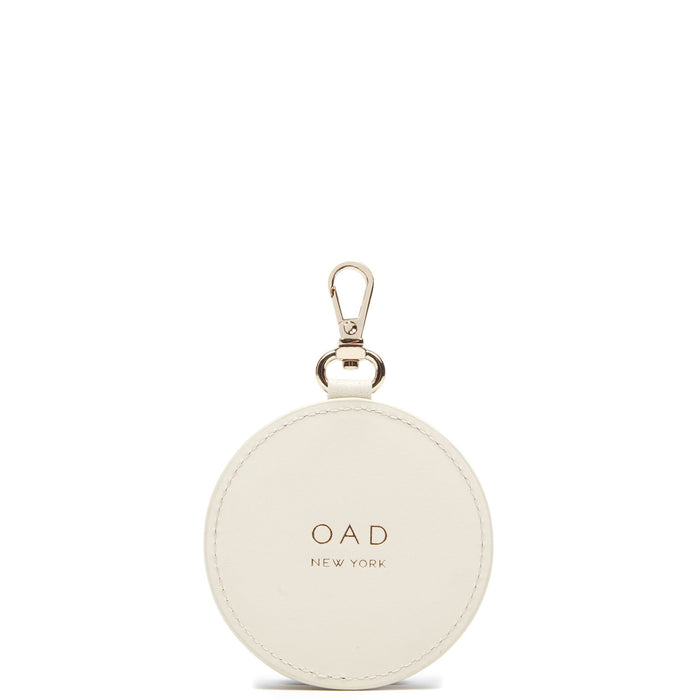 Mirror Keychain - Soft White