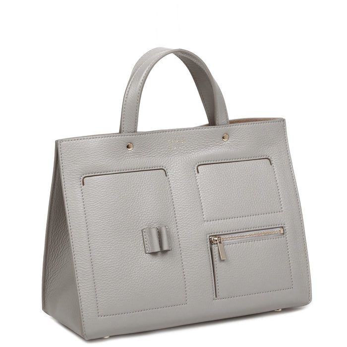 Pocket Tote - Cool Grey - OAD NEW YORK