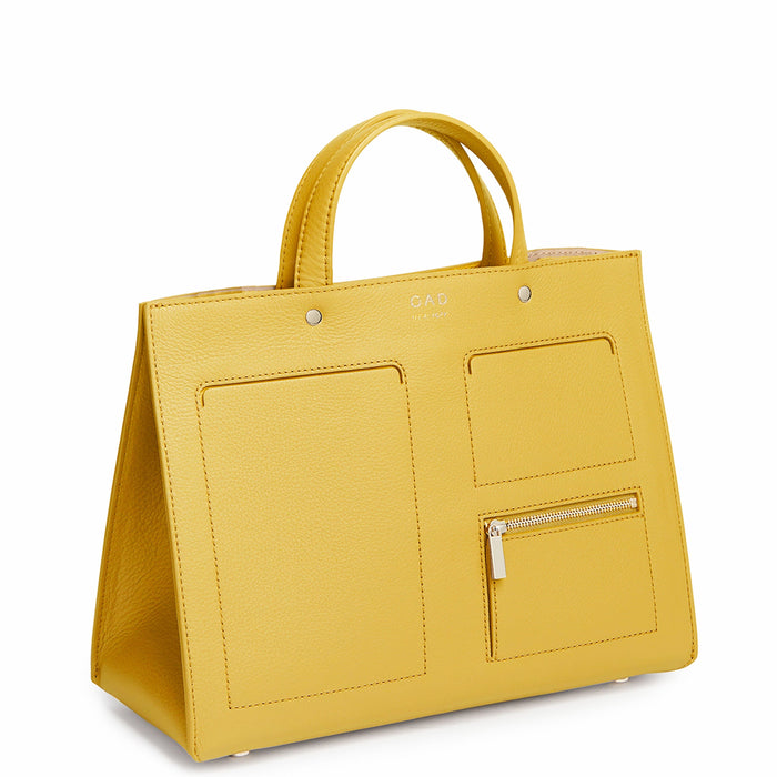 Pocket Tote - Mimosa - OAD NEW YORK