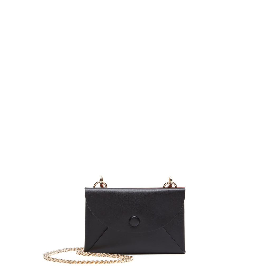 Assembly Chain Cardlet - Sienna + True Black - OAD NEW YORK