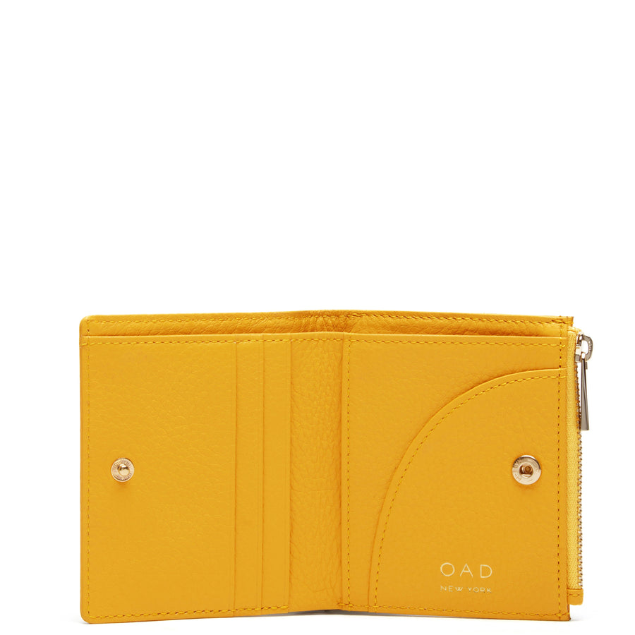 Everywhere Mini Wallet - Honey
