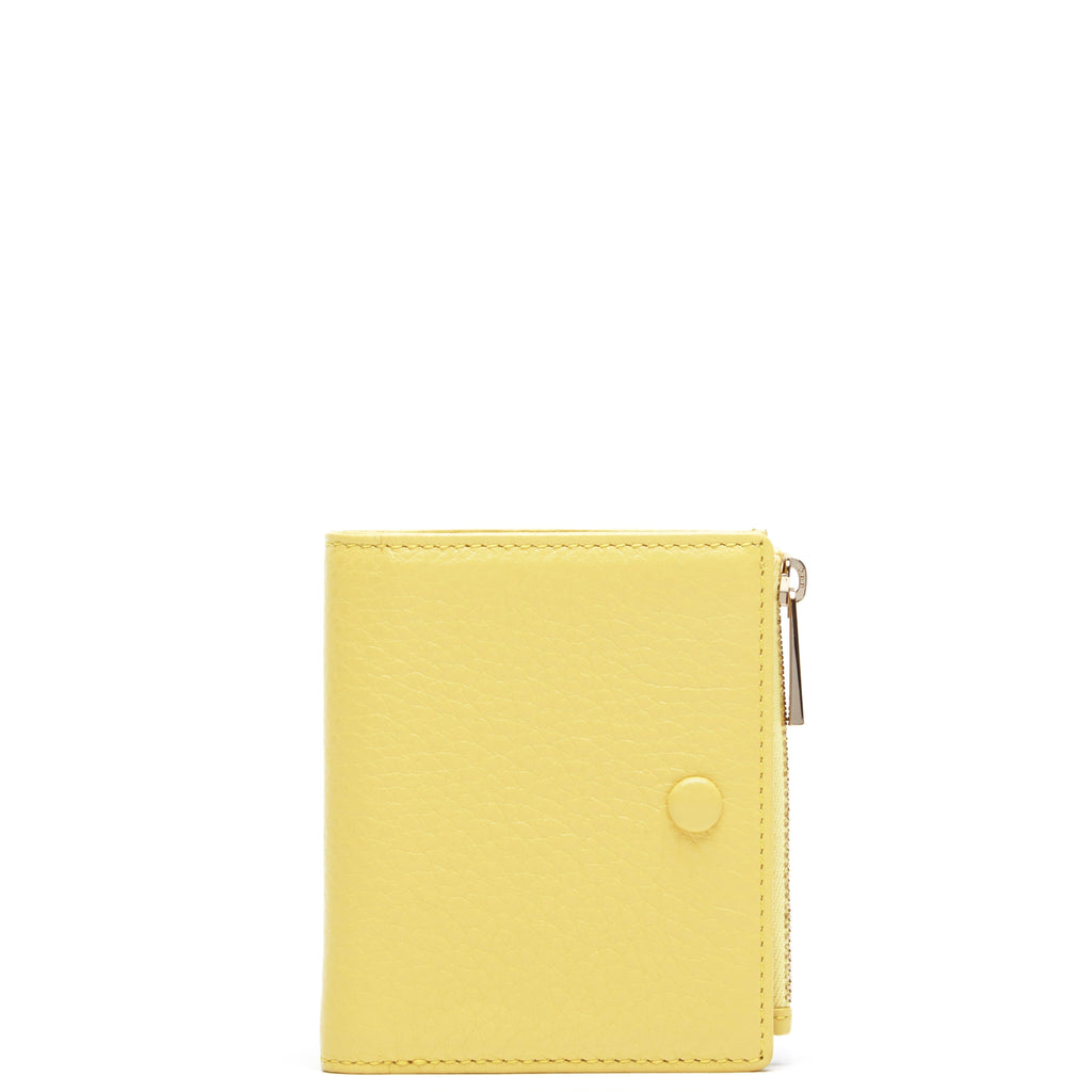 Everywhere Mini Wallet - Lime - OAD NEW YORK