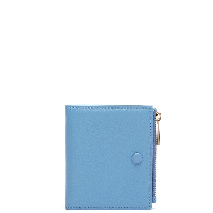 Everywhere Mini Wallet - Pool Blue - OAD NEW YORK