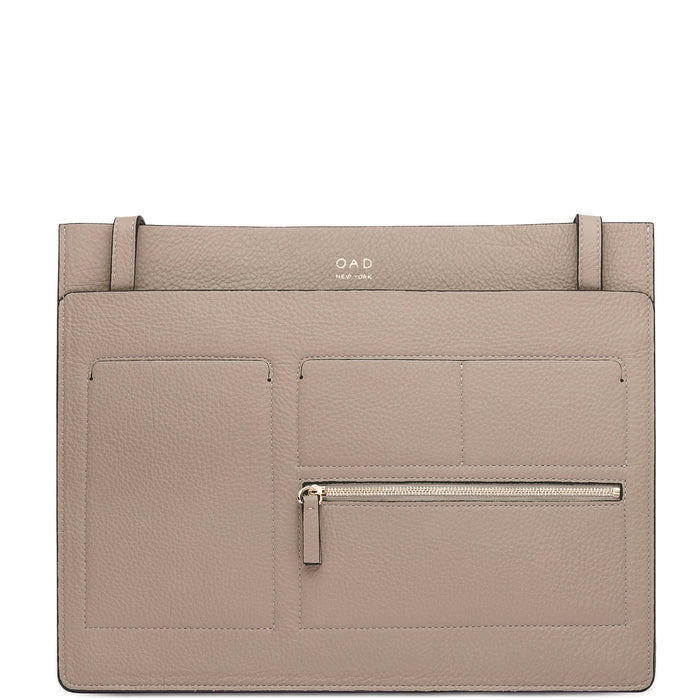 Kit Tote - Taupe - OAD NEW YORK