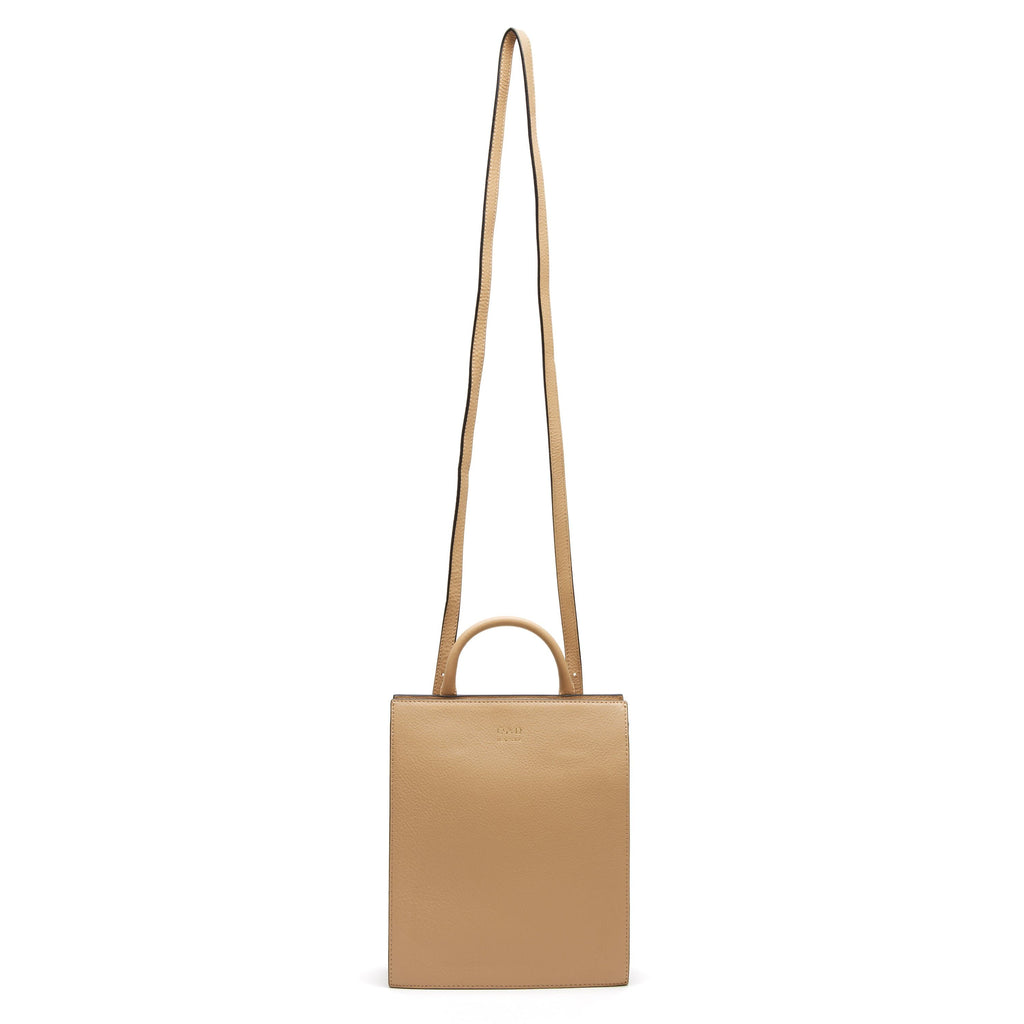 Mini Arc Backpack - Light Camel - OAD NEW YORK