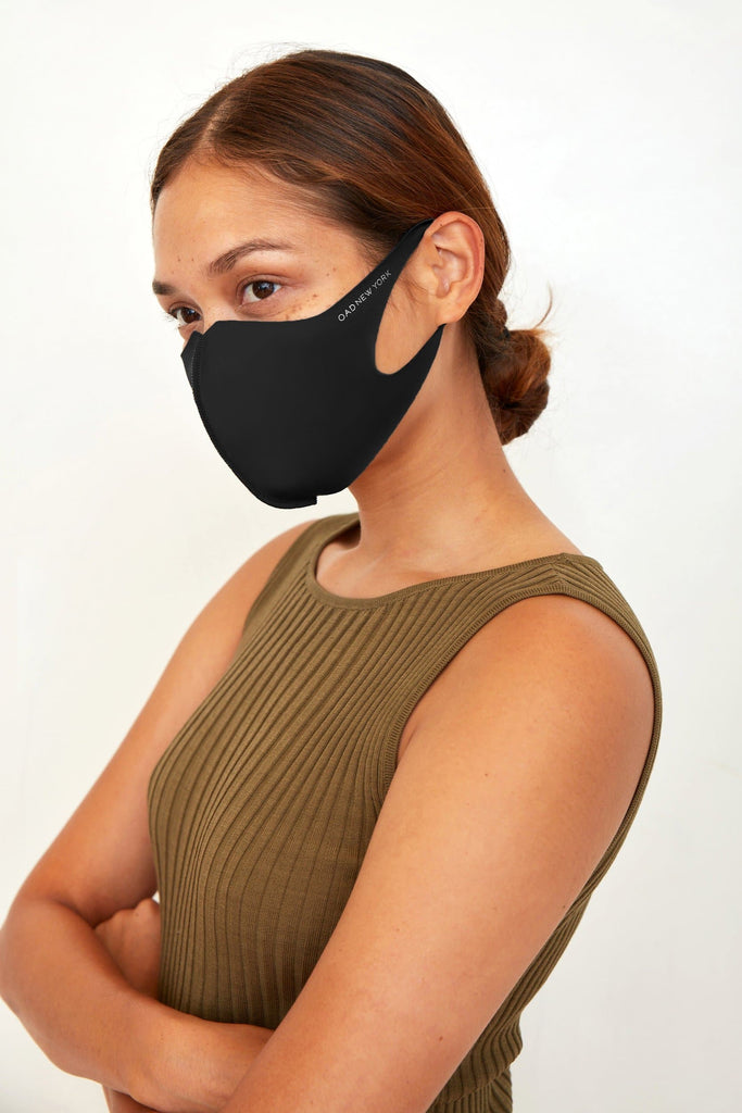 OAD 3X Masks - True Black