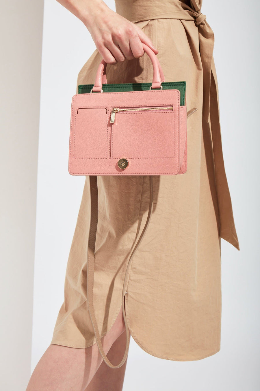 Mini Prism - Fern + Blush + Sand - OAD NEW YORK