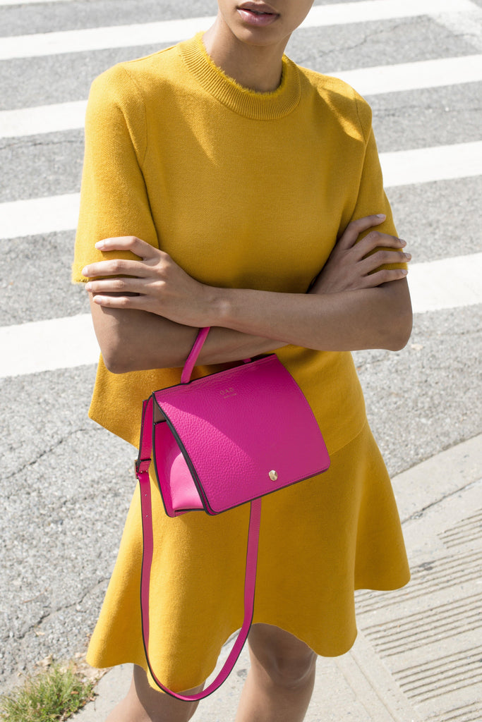 Mini Prism - Ruby Pink - OAD NEW YORK