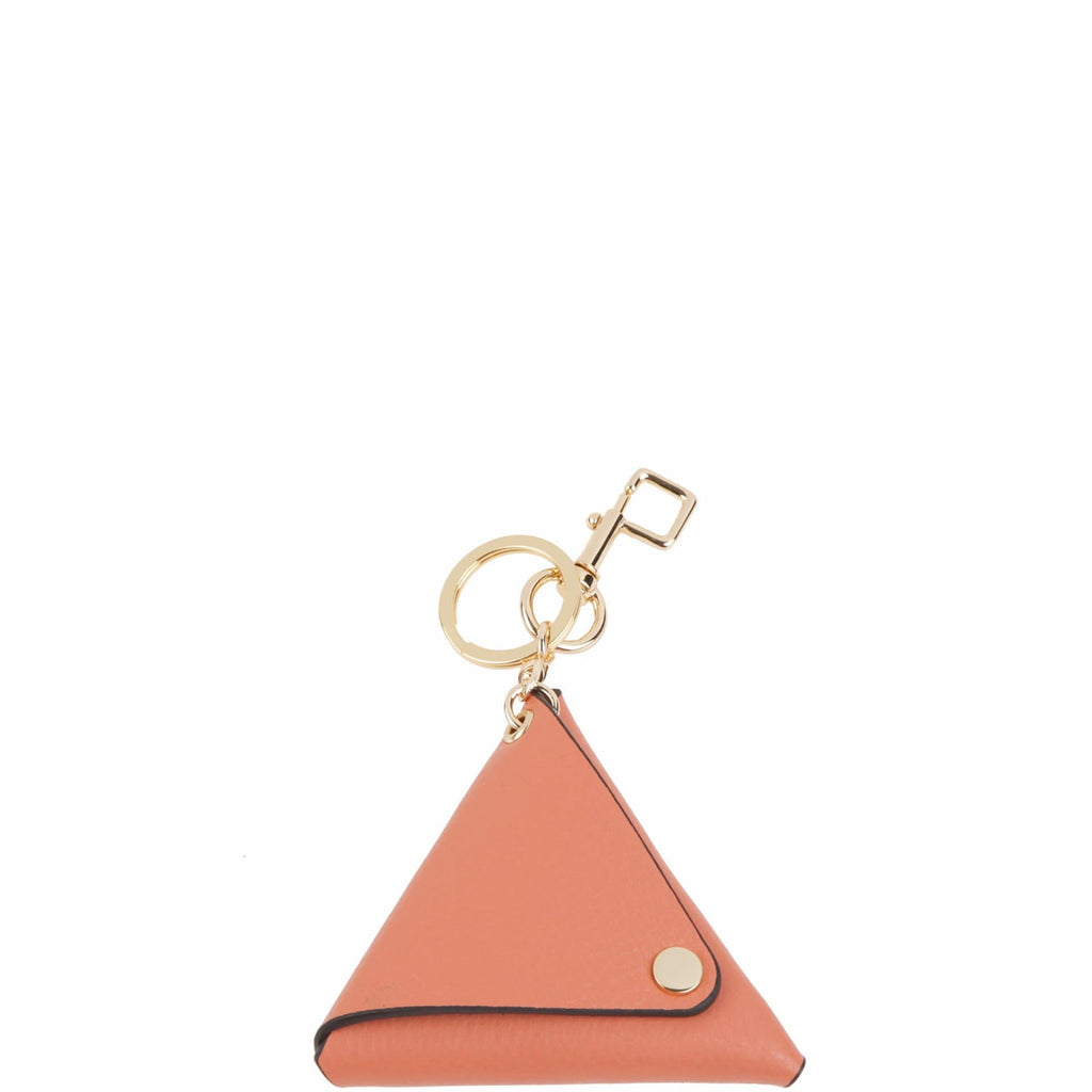 Triangle Key Ring - Clementine - OAD NEW YORK - 1