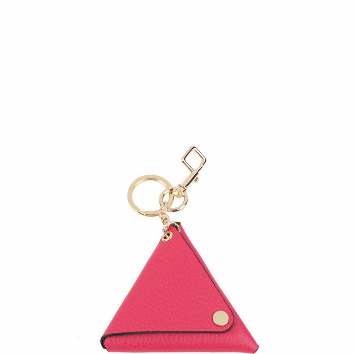 Triangle Key Ring - Fushia - OAD NEW YORK - 1