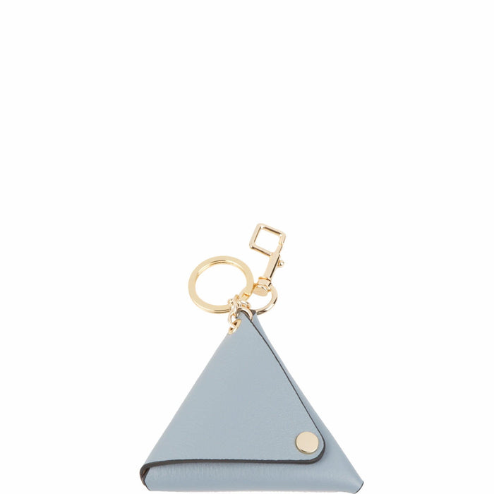 Triangle Key Ring - Powder Blue - OAD NEW YORK - 1