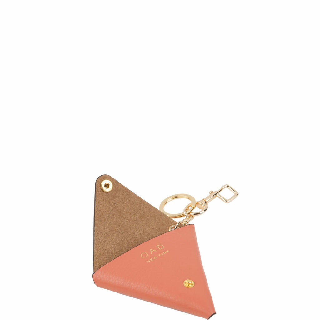 Triangle Key Ring - Clementine - OAD NEW YORK - 2