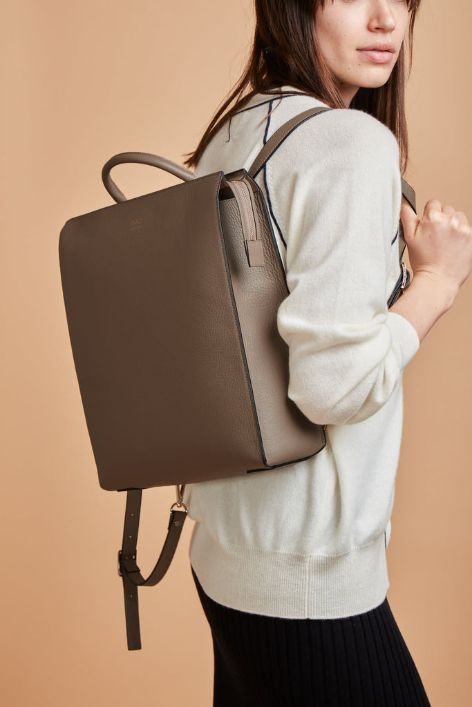 Arc Backpack - Porcini - OAD NEW YORK