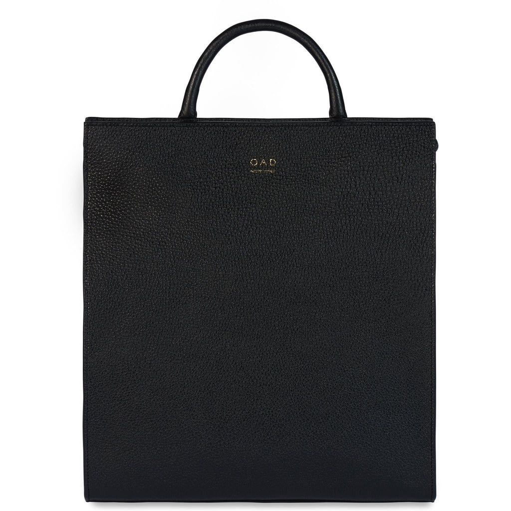 Arc Backpack - True Black - OAD NEW YORK