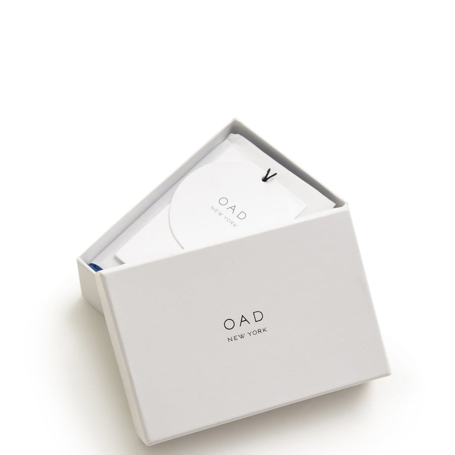 Billy Card Case - Creme - OAD NEW YORK