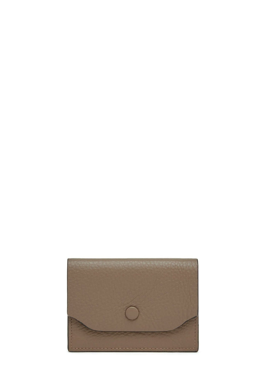 Billy Card Case - Porcini - OAD NEW YORK