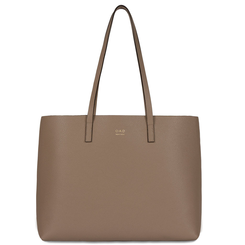 Carryall Tote - Porcini - OAD NEW YORK